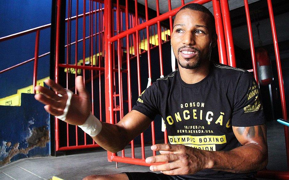 Robson Conceição lutará em Reno, nos Estados Unidos