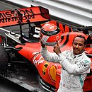 Lewis Hamilton é o líder da atual temporada