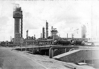 Pólo Petroquímico de Camaçari, 1981
