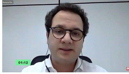 Vice-presidente da FAEB, Guilherme Moura