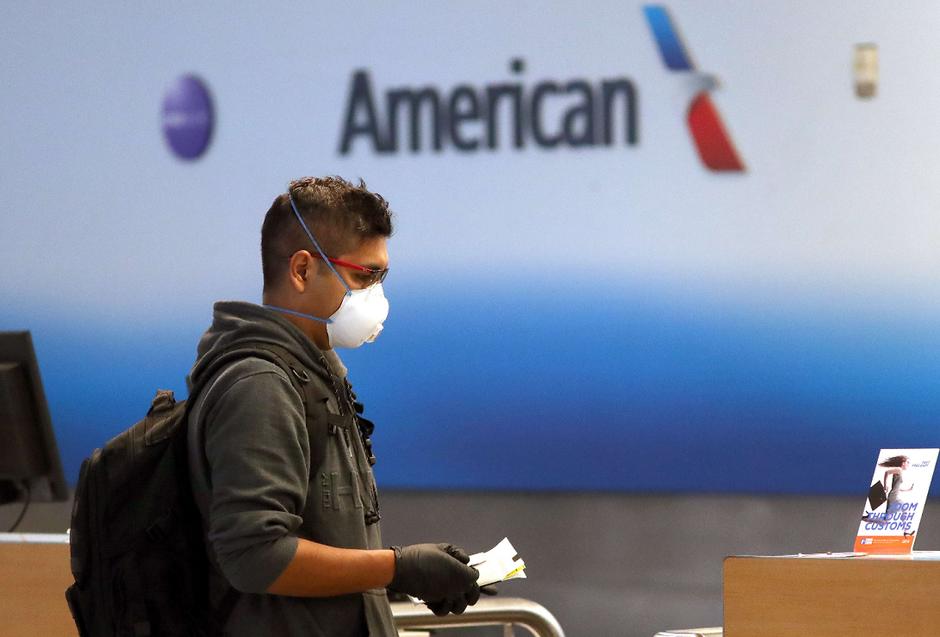 American Airlines anuncia suspensão de voos entre Brasil e EUA