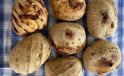 Aprenda a fazer seu pão em casa