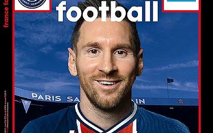 Capa da revista France Football não foi aprovada por Koeman