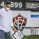 Técnico Wagner Lopes não tem conseguido fazer o Vitória encontrar o caminho do gol nas últimas rodadas da Série B