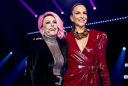 Ana Maria Braga e Ivete Sangalo estarão no The Masked Singer Brasil