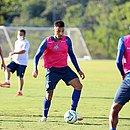 Tricolor fez último treino antes da partida contra o Ceará