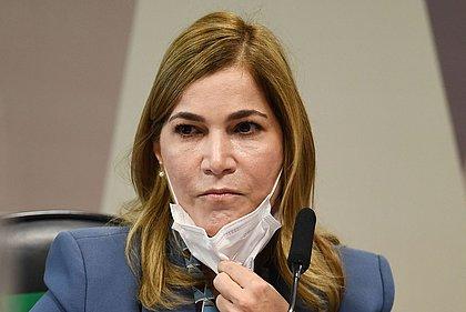 CPI aprova pedido à Justiça por afastamento de secretária do Ministério da Saúde