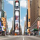Nova York é o epicentro da pandemia do novo coronavírus nos EUA