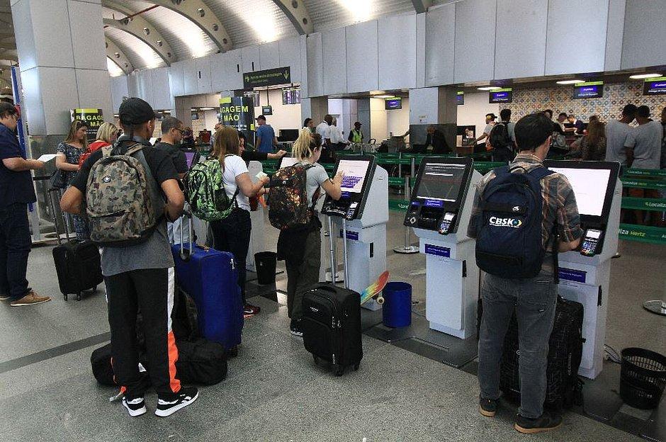 Aeroporto de Salvador: 116 novos horários já estão em operação após saída da Avianca