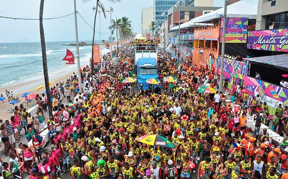 Por causa da pandemia, ACM Neto cogita sugerir adiamento do Carnaval 2021