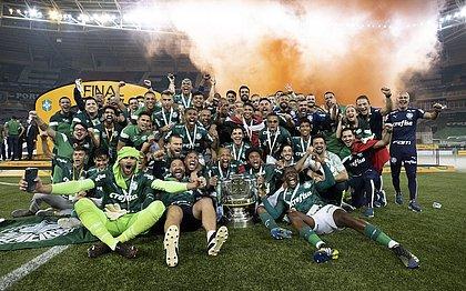 Palmeiras é o campeão da Copa do Brasil 2020