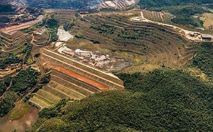 Risco de rompimento de barragem cria pânico em moradores de Barão de Cocais