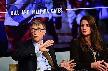 Bill e Melinda Gates anunciam fim do casamento