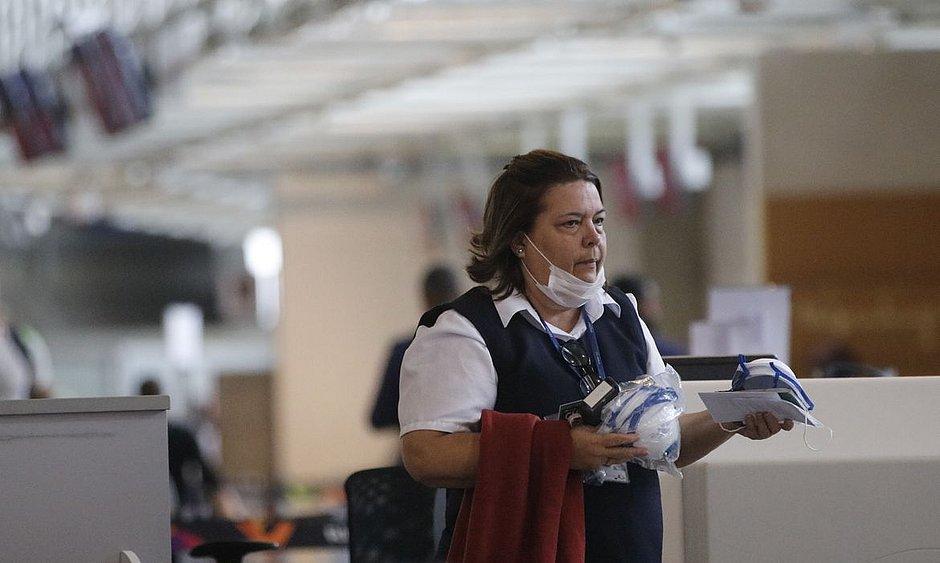 Azul reduz voos internacionais após epidemia de coronavírus