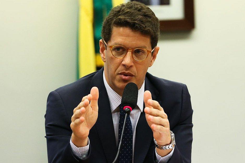 Ricardo Salles diz que 'COP-25 não deu em nada'