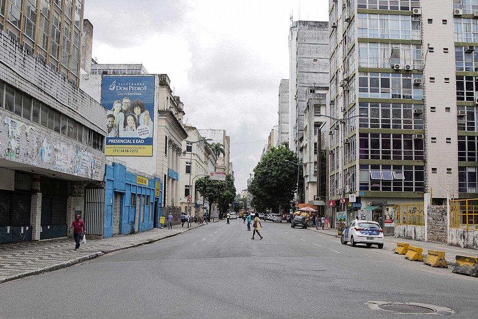 Prefeitura já identificou 17 imóveis para 1ª fase de programa de moradia no Comércio