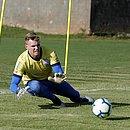Douglas esteve nos 14 jogos em que o Bahia não sofreu gols