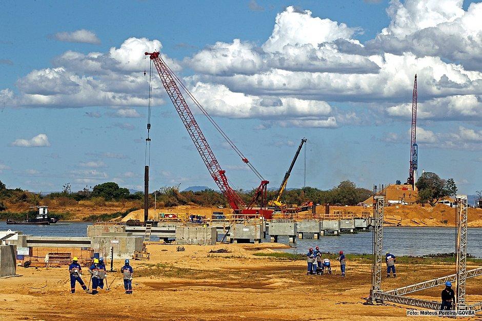 Nova ponte sobre o Rio São Francisco ligará Xique-Xique a Barra