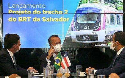 Lapa-Itaigara: prefeito anuncia autorização para obras do trecho 2 do BRT