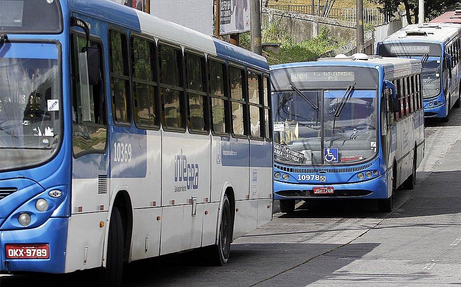 Frota de ônibus será aumentada para 80% com fase 2 da reabertura em Salvador