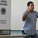 Mourão votou na manhã deste domingo (28) e acompanhará apuração no Rio