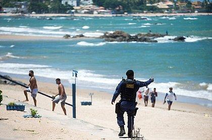 Conheça a rotina dos guardas municipais na fiscalização da Orla de Salvador