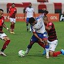 Tricolor segue sem vencer no Brasileirão e vive drama na luta contra o rebaixamento