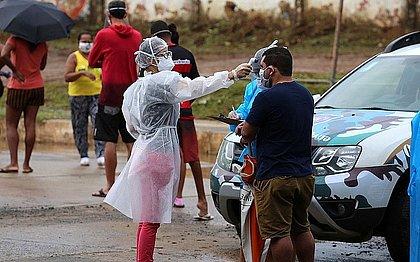 Bahia registra 1.986 novos casos de covid-19, com mais 61 mortes