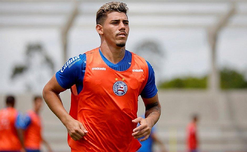Mayk chegou ao Bahia em 2018 e tem contrato com o clube até o fim de 2022