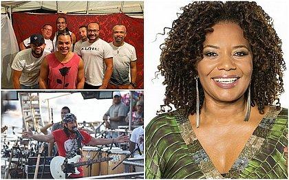 Margareth, Bell e Negra Cor fazem lives no fim de semana