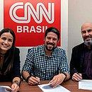 Ambos deixaram a Globo recentemente