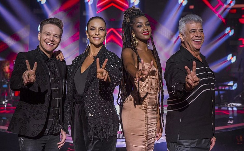 The Voice Brasil: saiba como ficou cada time do reality