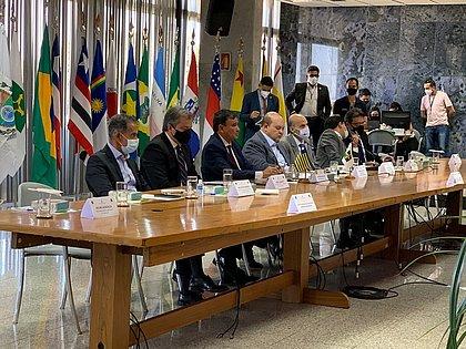 Após reunião, governadores reforçam críticas ao governo Bolsonaro