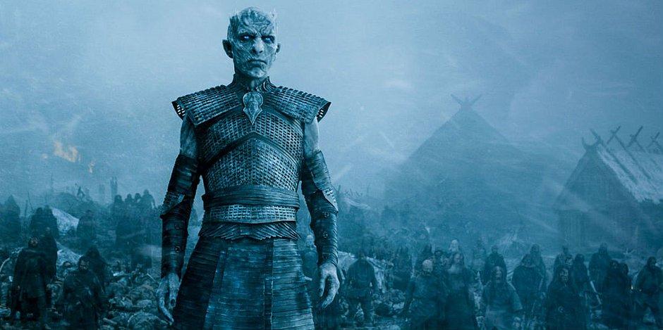 Veja como o Rei da Noite, de Game of Thrones, é na vida real