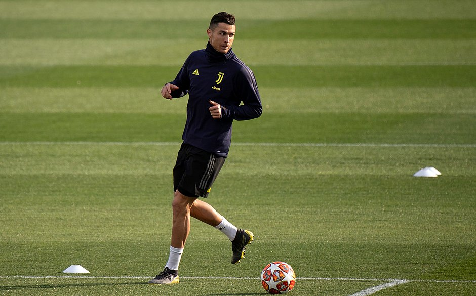 Cristiano Ronaldo é o craque da Juventus no Campeonato Italiano