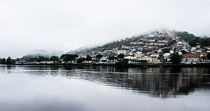 A cidade de São Félix, no belo registro do fotógrafo Carlos Ortalad