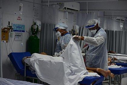 Bahia registra 143 mortes, 2º maior número de óbitos da pandemia no estado