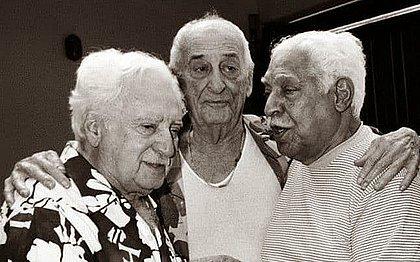 Jorge Amado, Carybé e Caymmi: amizade de toda vida