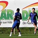 Diante do São Paulo, Ezequiel vai fazer a sua estreia com camisa tricolor