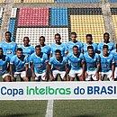 Marília jogou contra o Criciúma no Espírito Santo pela Copa do Brasil