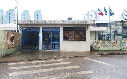 Rui Costa autoriza licitação para modernização de escola no Bairro da Paz