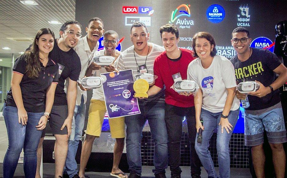 Baianos premiados pela Nasa superaram 83 países: 'Não esperávamos' 2