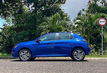 O modelo vendido no Brasil é importado da Argentina