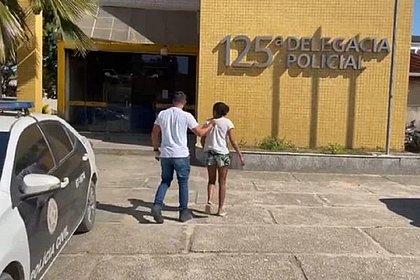Mãe presa por vender filha por R$ 200 parcelou o valor em duas vezes