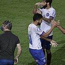Após voltar a ser relacionado, Marco Antônio salvou o Bahia da derrota contra o Palmeiras
