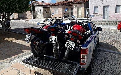Quadrilha que roubava motos e revendia pelo Facebook é desarticulada na Bahia