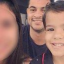 Homem mata criança, fere companheira e a joga do primeiro andar na Bahia (Foto: Reprodução)
