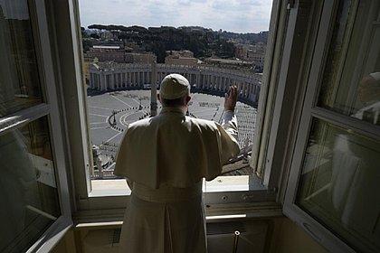 Coronavírus: celebrações da Semana Santa serão realizadas sem fiéis no Vaticano
