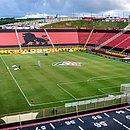 Barradão será usado pela Seleção na Copa América