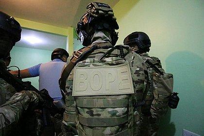 Policiais localizam líder de organização criminosa do Nordeste de Amaralina